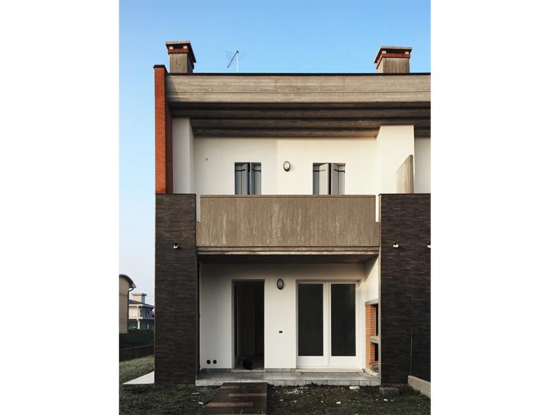 02 Studio Architetto Zanatta  - Residence Righetto - Case a Schiera-5