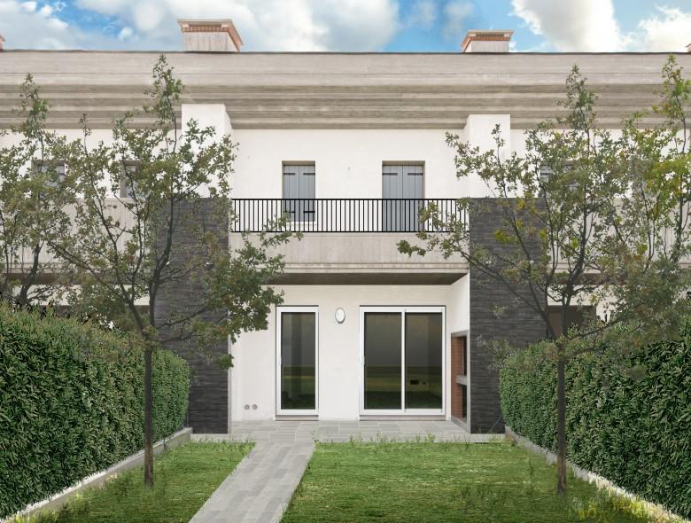 23B Studio Architetto Zanatta - Residence Cedro - Case a Schiera
