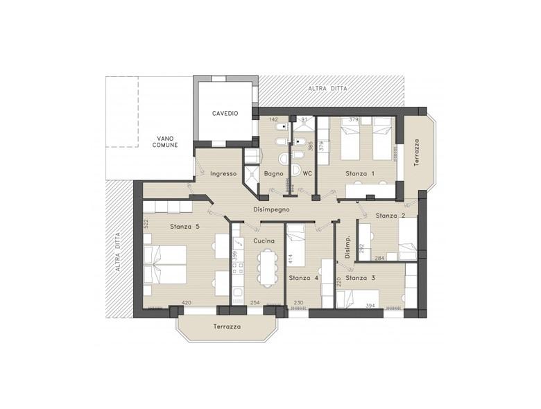 Treviso-Via-Bertolini-Camere-in-Affitto-Studio-Architettura-Zanatta-780x590 B