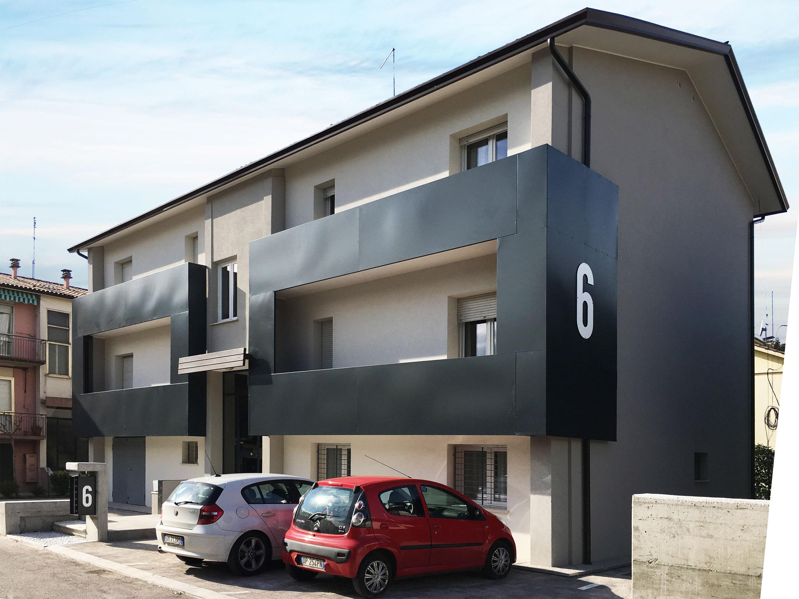 Treviso - Camere in Affitto - San Zeno - Studio Architettura Zanatta 02